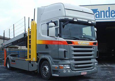 arrosserieherstellingen vrachtwagens trekker