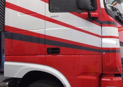 Carrossier Vandewoestijne - vrachtwagens